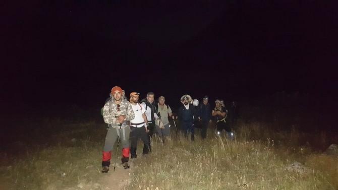 CİSAD üyeleri Kaçkar dağına tırmandıl galerisi resim 1