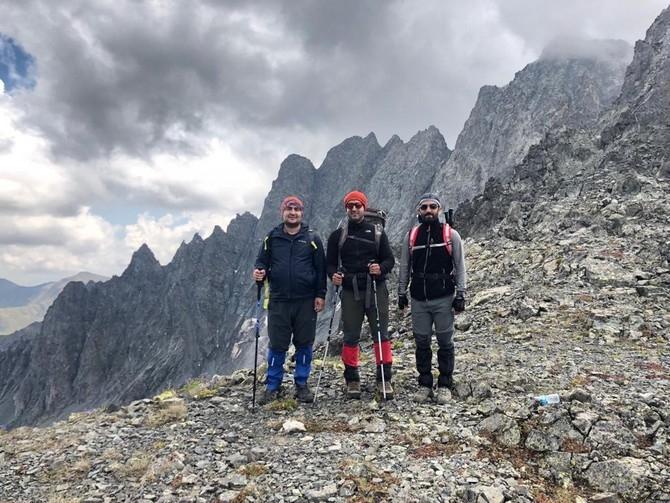 CİSAD üyeleri Kaçkar dağına tırmandıl galerisi resim 11