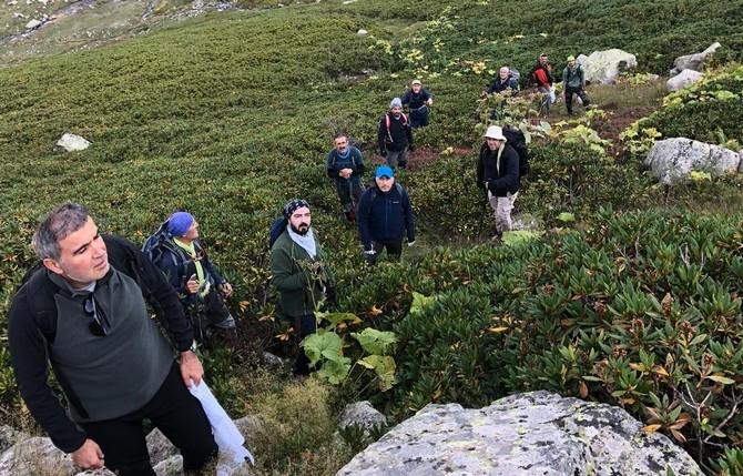 CİSAD üyeleri Kaçkar dağına tırmandıl galerisi resim 12