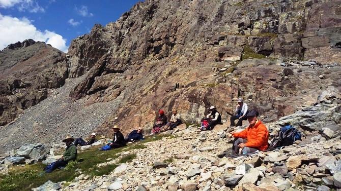 CİSAD üyeleri Kaçkar dağına tırmandıl galerisi resim 14