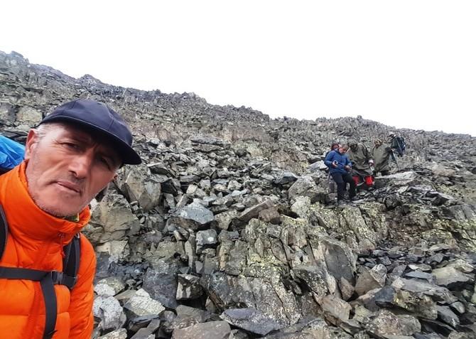 CİSAD üyeleri Kaçkar dağına tırmandıl galerisi resim 19
