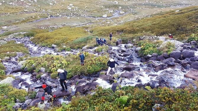 CİSAD üyeleri Kaçkar dağına tırmandıl galerisi resim 20