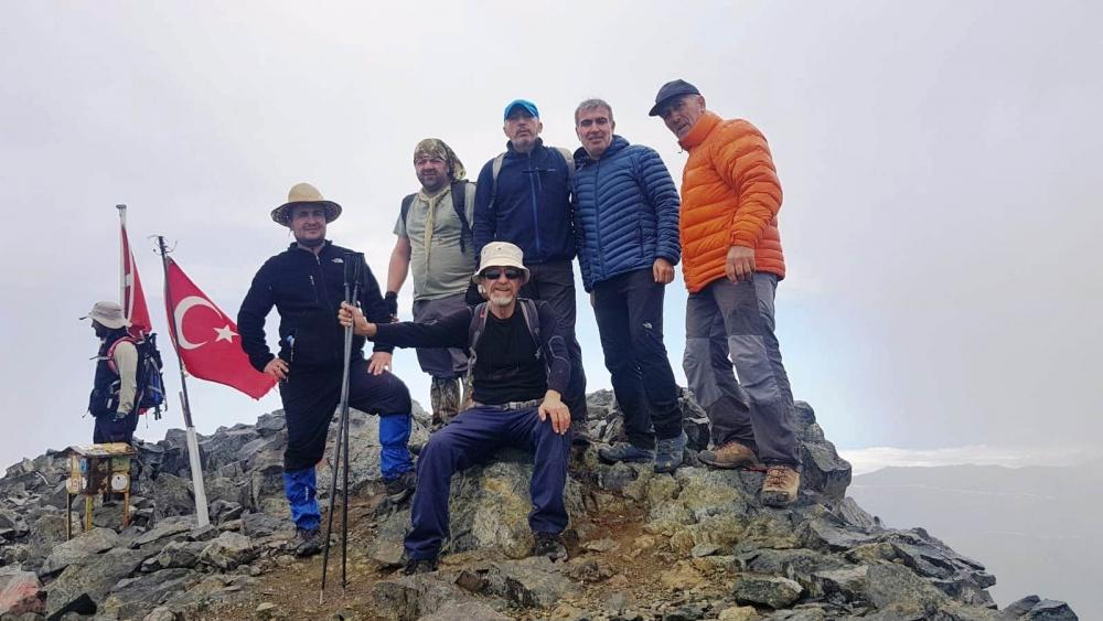 CİSAD üyeleri Kaçkar dağına tırmandıl galerisi resim 25