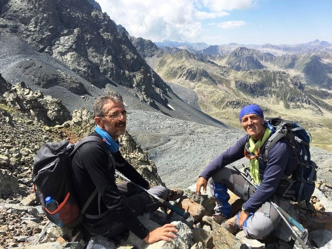 CİSAD üyeleri Kaçkar dağına tırmandıl galerisi resim 7