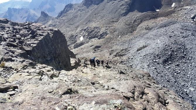 CİSAD üyeleri Kaçkar dağına tırmandıl galerisi resim 8