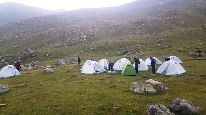 CİSAD üyeleri Kaçkar dağına tırmandıl galerisi resim 9