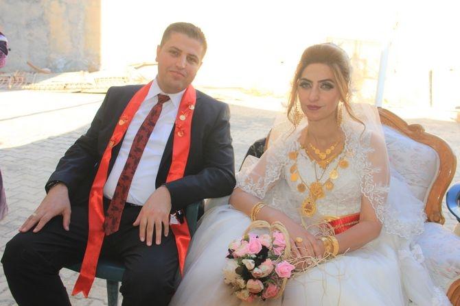 Mimar Mulamahmutoğlu'na görkemli düğün galerisi resim 20