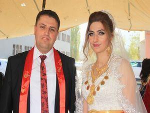 Mimar Mulamahmutoğlu'na görkemli düğün