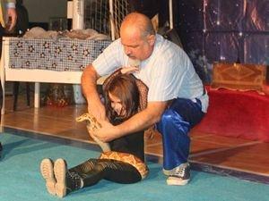 Avrasya sirki Hakkari'de