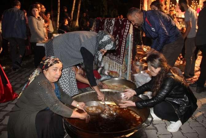 Çepik Çukurca'da halkla buluştu galerisi resim 7