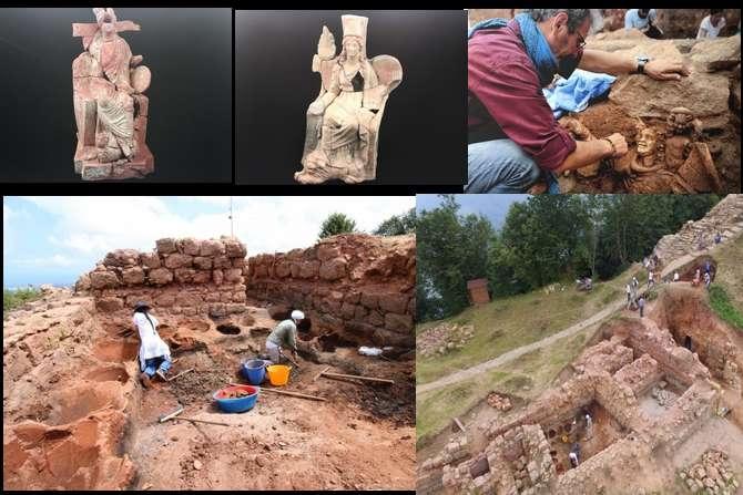 2300 yıllık kaleden tarih fışkırdı galerisi resim 1