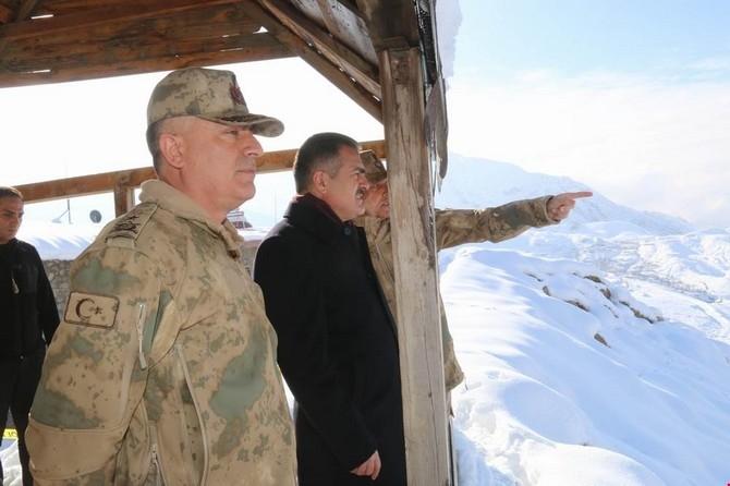 Vali Akbıyık, Durankaya'yı ziyaret etti galerisi resim 1