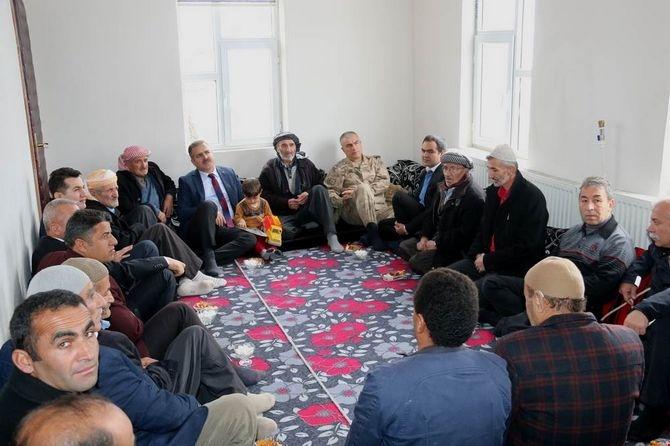 Vali Akbıyık, Durankaya'yı ziyaret etti galerisi resim 29