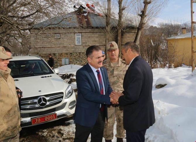 Vali Akbıyık, Durankaya'yı ziyaret etti galerisi resim 5