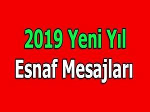 2019 Yeni Yıl Esnaf Mesajları