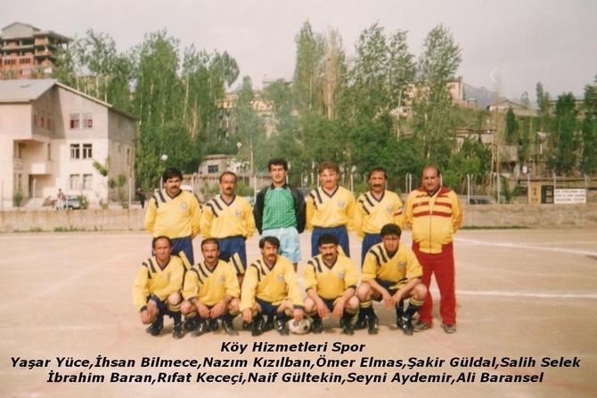 Hakkâri futbolunda eski kareler. galerisi resim 1