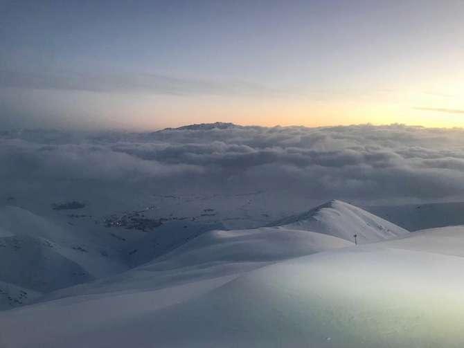 Yüksekova'da kar manzaraları galerisi resim 25
