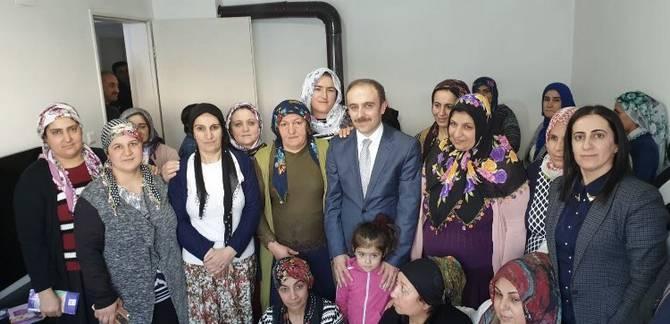 Başkan Epcim, 7 ayrı aileye konuk oldu galerisi resim 5