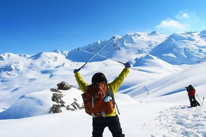 Mehed dağına kış tırmanışı yapıldı galerisi resim 1
