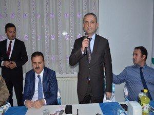 Vali Akbıyık sağlık çalışanları ile iftar açtı
