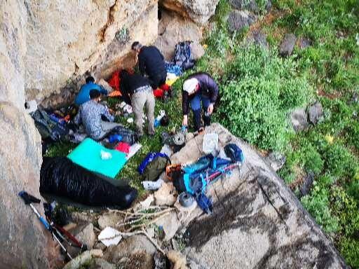 Sümbül Dağına tırmanış yapıldı galerisi resim 1