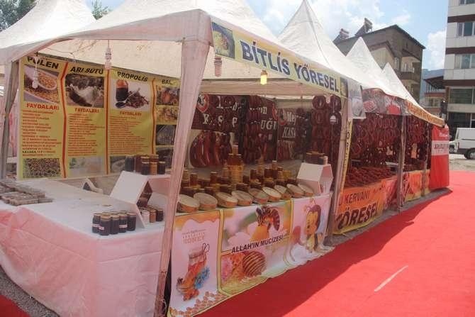 Anadolu Kervanı, yöresel ürünler fuarı galerisi resim 1