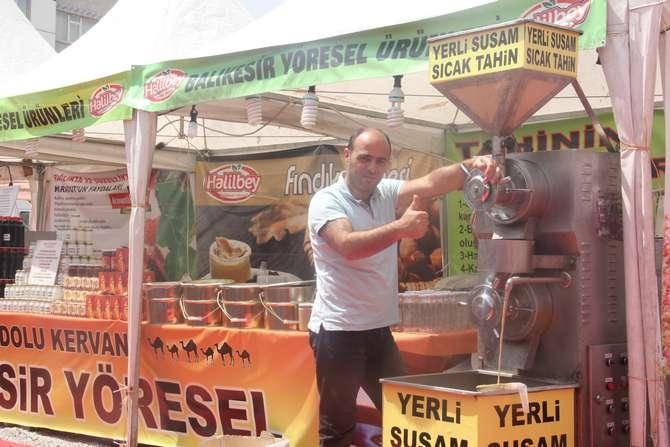 Anadolu Kervanı, yöresel ürünler fuarı galerisi resim 10