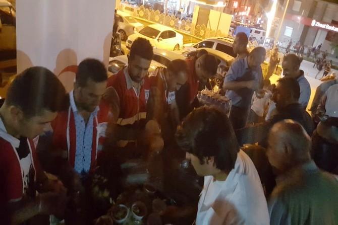 Hakkari'de Milli Birlik ve Demokrasi yürüyüşü galerisi resim 40