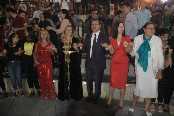Ankaralı kadınlar Hakkari'ye renk kattı galerisi resim 19