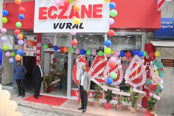 Hakkari'de Vural Eczanesi Hizmete Açıldı galerisi resim 27