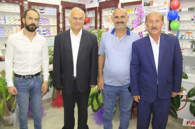 Hakkari'de Vural Eczanesi Hizmete Açıldı galerisi resim 7