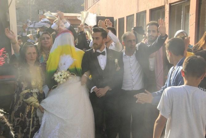 Avukat Zafer Demir'e görkemli düğün galerisi resim 1