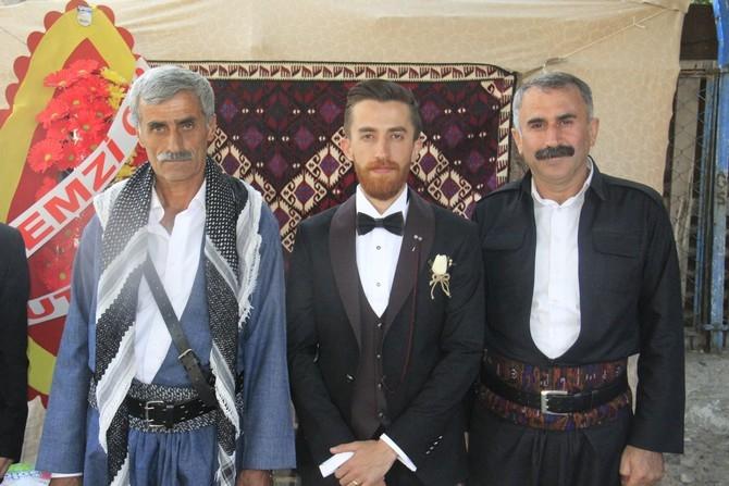 Avukat Zafer Demir'e görkemli düğün galerisi resim 18