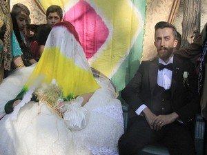 Avukat Zafer Demir'e görkemli düğün