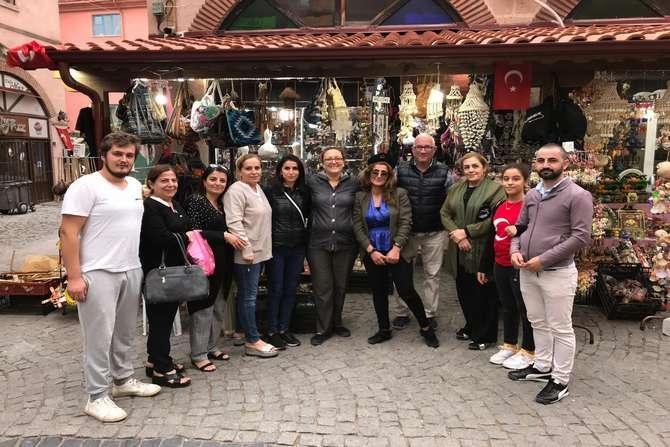 Kadın girişimcilerden Vali Akbıyık'a ziyaret galerisi resim 1