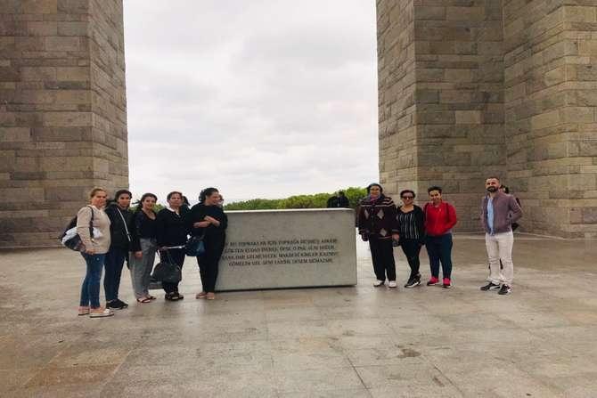 Kadın girişimcilerden Vali Akbıyık'a ziyaret galerisi resim 4