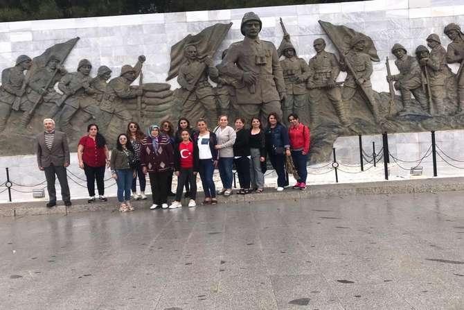 Kadın girişimcilerden Vali Akbıyık'a ziyaret galerisi resim 7