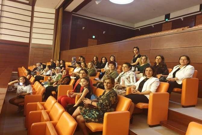 Kadın girişimcilerden Vali Akbıyık'a ziyaret galerisi resim 8