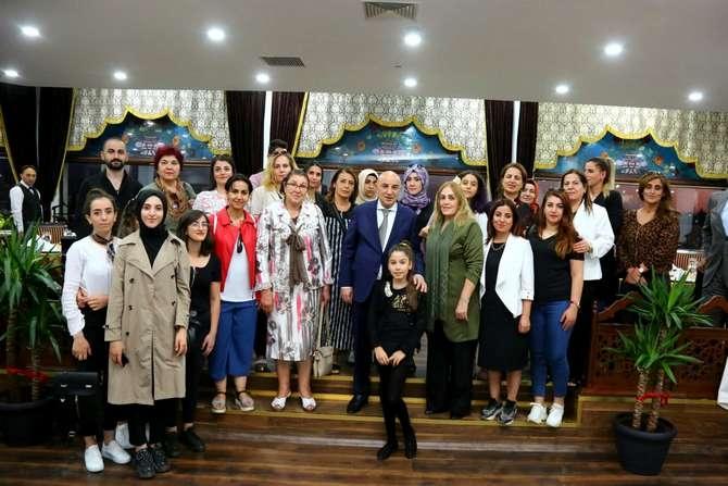 Kadın girişimcilerden Vali Akbıyık'a ziyaret galerisi resim 9