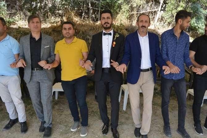 Başaran ve Özbek ailesinin mutlu günü galerisi resim 16