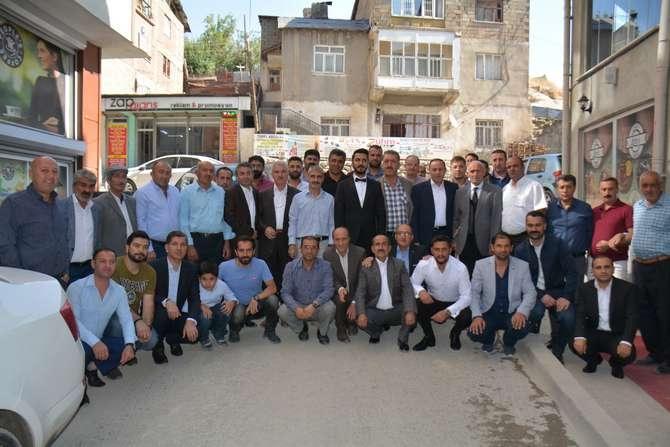 Başaran ve Özbek ailesinin mutlu günü galerisi resim 20
