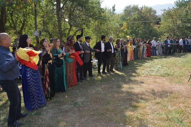 Başaran ve Özbek ailesinin mutlu günü galerisi resim 21