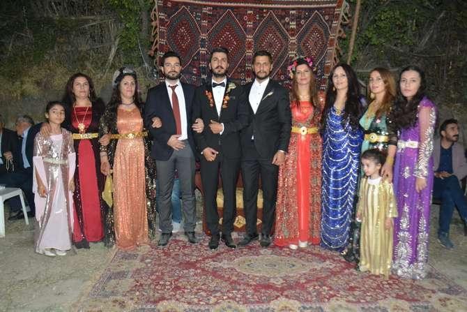 Başaran ve Özbek ailesinin mutlu günü galerisi resim 25