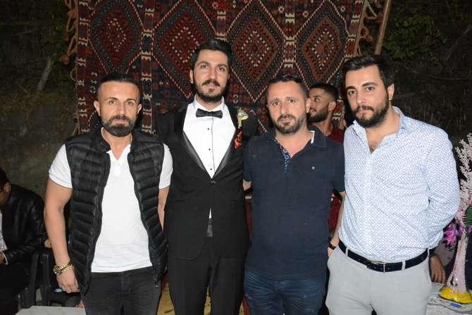Başaran ve Özbek ailesinin mutlu günü galerisi resim 7