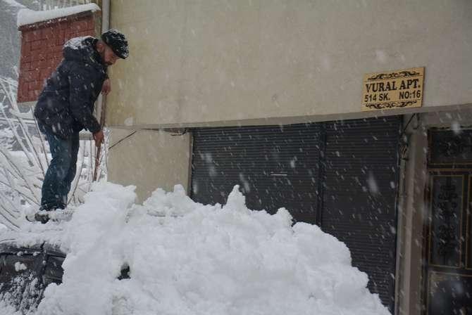2019 kar manzaraları galerisi resim 8