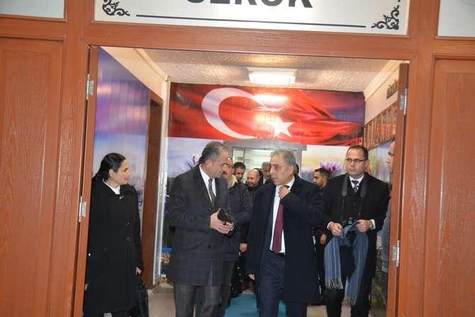 Konya Valisine görkemli karşılama galerisi resim 11