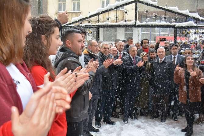 Konya Valisine görkemli karşılama galerisi resim 21