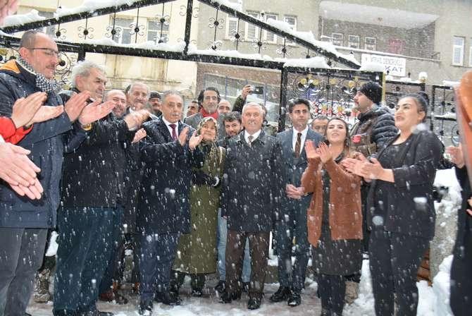 Konya Valisine görkemli karşılama galerisi resim 22
