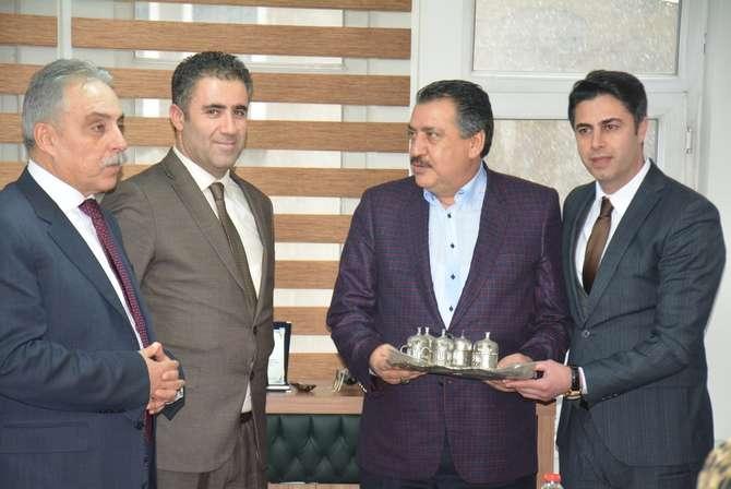 Konya Valisine görkemli karşılama galerisi resim 28