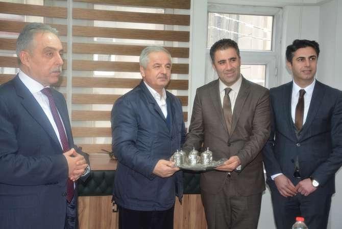 Konya Valisine görkemli karşılama galerisi resim 29